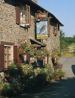 The Dolphin Inn, Kingston, South Devon